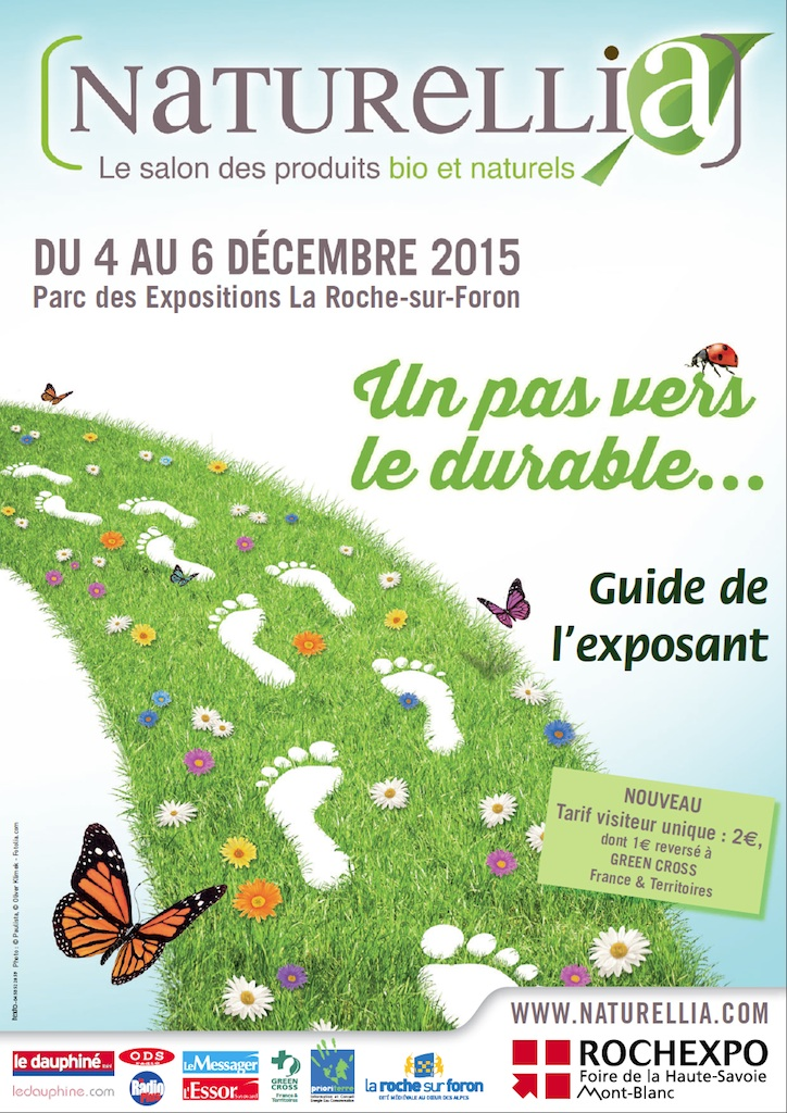 Salon NATURELLIA 2015 à la Roche sur Foron